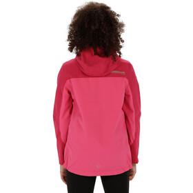 Regatta Hipoint Stretch III Jacket Kinder hot pink/vivacious
